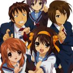 The Melancholy of Haruhi Suzumiya [Anime Review]