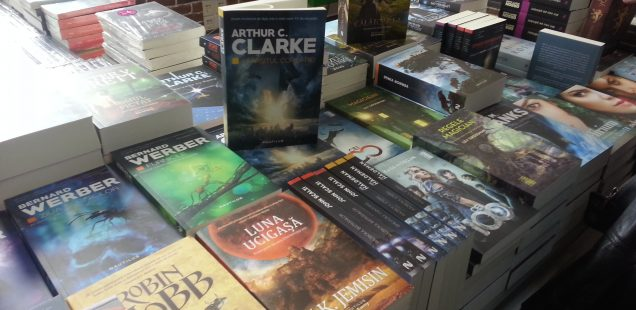 Impresii de la: Final Frontier V, Târgul de carte SF şi Fantasy