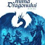 O carte fantasy care m-a prins - Inima Dragonului [Recenzie]